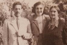 صورة دمشق بعيد معركة المزرعة آب 1925