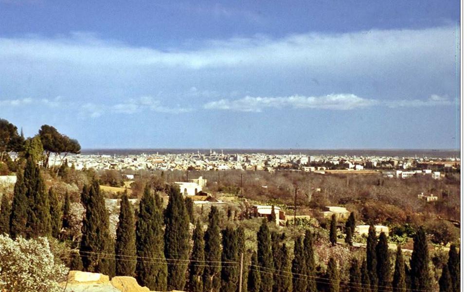 دمشق 1950