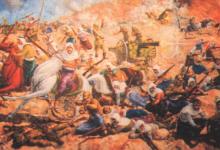 صورة طوابع سورية عام 2000 – ذكرى الجلاء