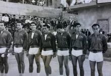 صورة نادي اللاذقية في الكرة الطائرة عام 1964