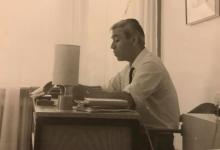 الدكتور طيب تيزيني - برلين عام 1968م