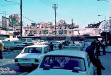 صورة دمشق – مدخل سوق الحميدية 1983