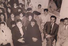صورة من فعاليات نادي الرشيد بالرقة عام 1963 (1)
