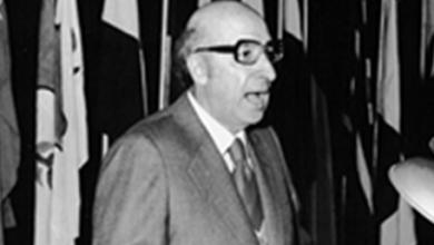 صورة ناظم الحافظ .. مدير معرض دمشق الدولي 1966 -2000