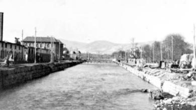 دمشق 1918 - نهر بردى