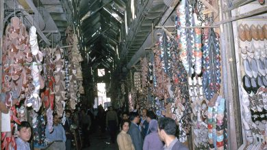 دمشق 1961 - سوق القوافين