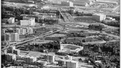 دمشق 1964  - ساحة الأمويين