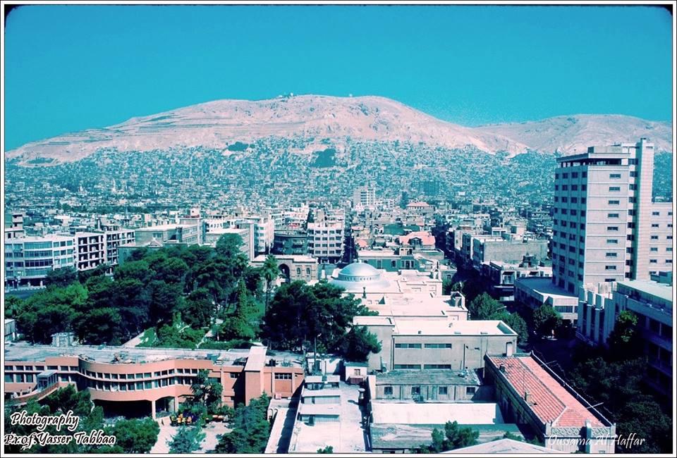 دمشق عام 1983