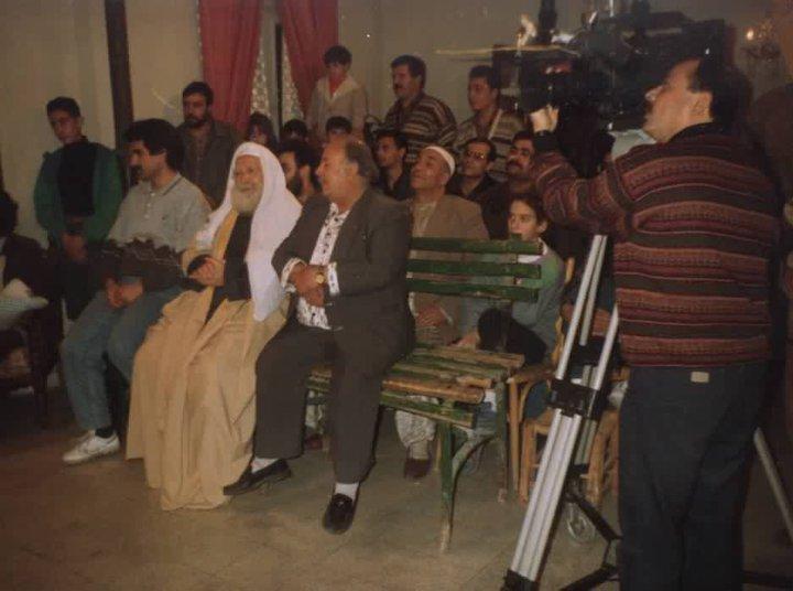 الفنان محمد طرقجي في مسلسل عيلة خمس نجوم