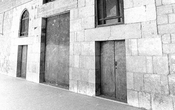 دمشق – باب المدرسة الشامية الكبرى (23)