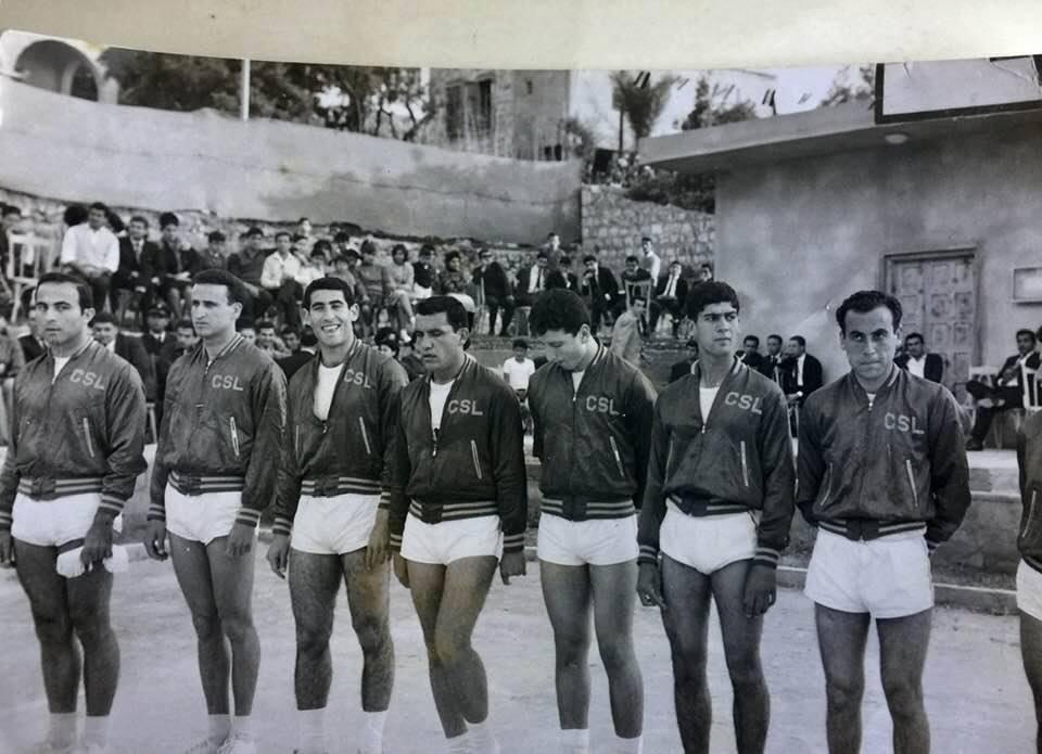 نادي اللاذقية في الكرة الطائرة عام 1964