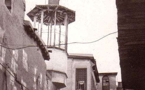 صورة المدرسة البادرائية بمحلة العمارة الجوانية