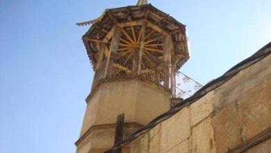 دمشق  – مسجد المدرسة البادرائية  (8)