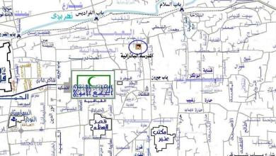 دمشق - المدرسة البادرائية الشافعية (2)
