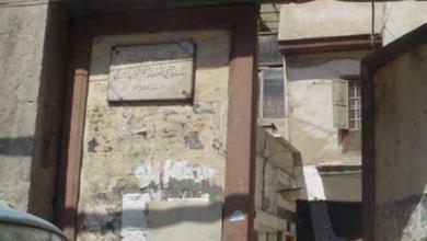 صورة دمشق  – مسجد المدرسة البادرائية  (7)