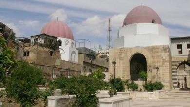 صورة دمشق – المدرسة الشامية والمقامات التابعة لها بعد الترميم (35)