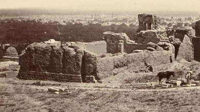 دمشق  – المدرسة المعظمية  (3)