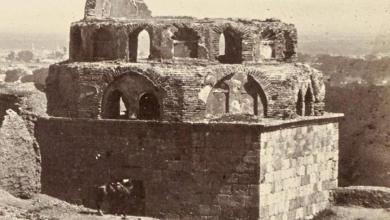 دمشق  – المدرسة المعظمية والمدرسة العزيزية البرانية  (6)