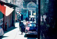صورة دمشق- المسكية عام 1983