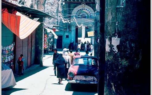 دمشق- المسكية عام 1983