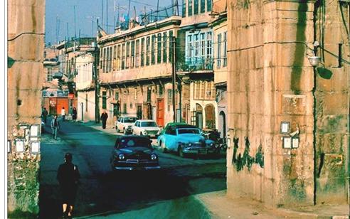 دمشق - باب شرقي عام 1983