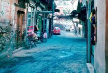 دمشق - حارة النوفرة 1983