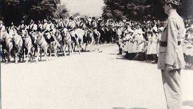 زيارة الجنرال ديغول إلى اللاذقية عام 1941
