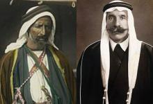 سلطان الأطرش والشيخ عودة أبو تايه عند نهب أسواق دمشق 1918