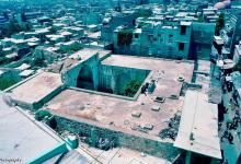 دمشق - البيمارستان القيمري في حي الصالحية عام 1983