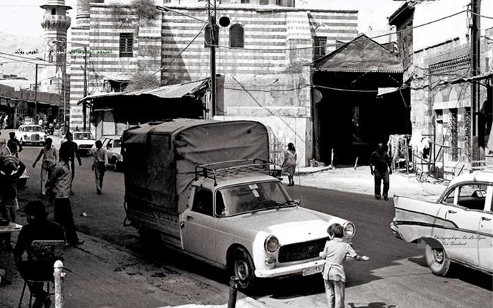 دمشق - السنانية عام 1980