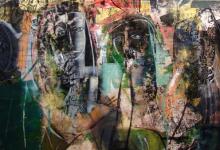 صورة ظلال .. لوحة للفنان أحمد مادون (7)