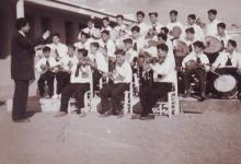 صورة سلمان البدعيش: السويداء وأكبر فرقة موسيقية مدرسية في الوطن العربي
