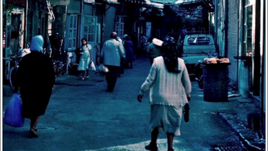 صورة دمشق 1983 – محلة العقيبة .. حي العمارة ومسجد التوبة
