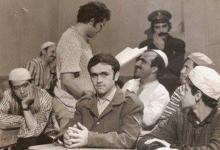 صورة الفنان ياسر العظمة في مسلسل الشاطر والمشطور 1974