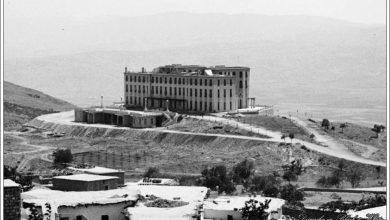 إنشاء فندق بلودان 1934- 1935