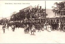 دمشق 1910 - عرض عسكري في دمشق - فكتوريا