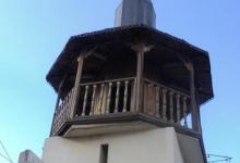 صورة دمشق – المدرسة المسمارية الحنبلية  – المئذنة (4)