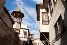 دمشق  – مئذنة المدرسة البادرائية  (11)
