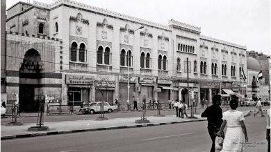 دمشق - شارع النصر 1980