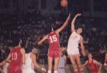 حلب 1986- منتخب سوريا للرجال في بطولة العالم العسكرية