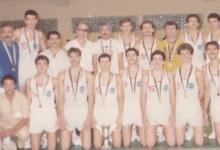 الجزائر 1988 - منتخب سورية للشباب بطل العرب