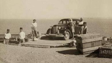 الرقة 1915 - القنصل الألماني في حلب