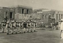 البحرية الفرنسية في جزيرة أرواد عام 1915