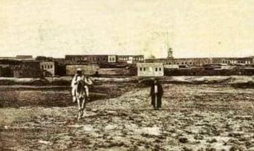 حمصي الحمادة: أوليات الرقة - المخفر العثماني