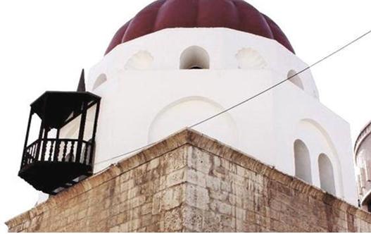 دمشق –  قباب المدرسة الفروخشاهية والأمجدية (12)