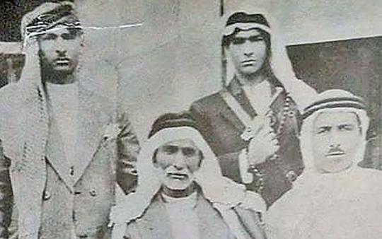 عبد الله الويس العجيلي .. شخصيات في ذاكرة الرقة