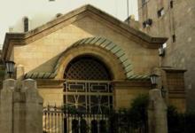 كنيسة الملاك ميخائيل في حي العزيزية بحلب