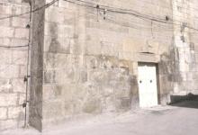 دمشق -  باب المدرسة الفروخشاهية والتربة الأمجدية 1992 (7)