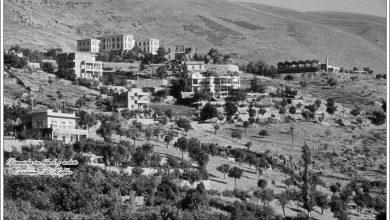 ريف دمشق - بلودان عام 1963