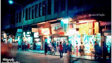 صورة دمشق 1983 – الصالحية .. جادة الشهداء